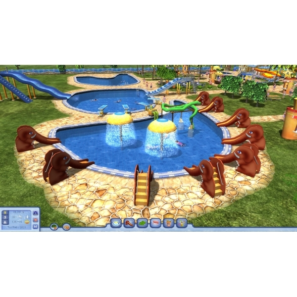 Water Park Tycoon PC Game - Digital Download Card - Image 3