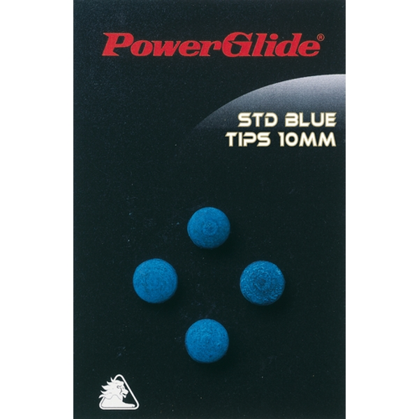 Powerglide Standard Cue Tips 10mm