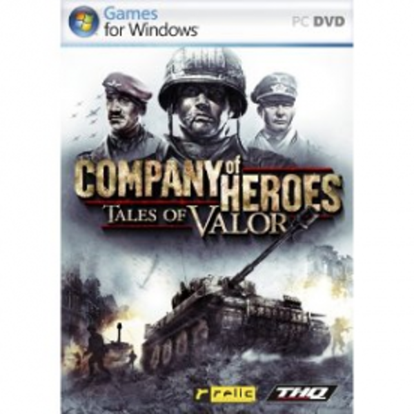 Company Of Heroes Tales Of Valor Game PC