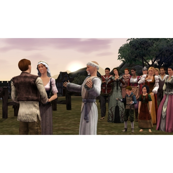 The Sims Medieval Game PC & MAC - Image 4
