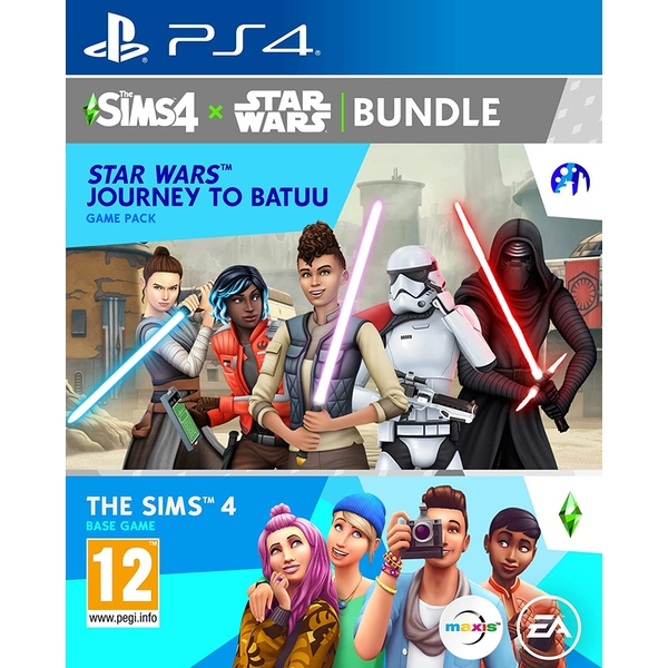 The Sims 4 Star Wars Journey to Batuu PS4 Game