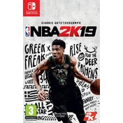 NBA 2K19 Nintendo Switch Game