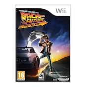 Back to the Future Game Wii