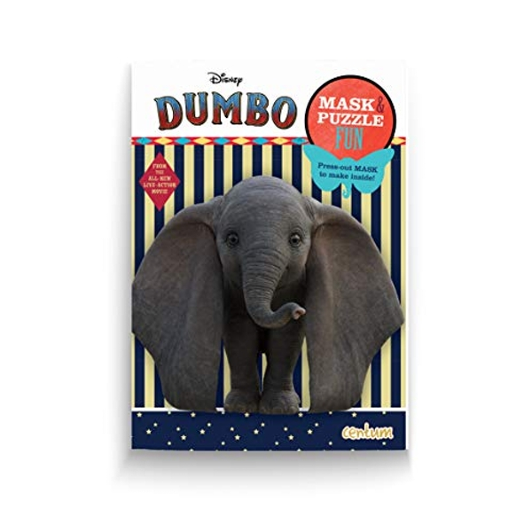 Dumbo Mask and Puzzle Fun  Paperback / softback 2019