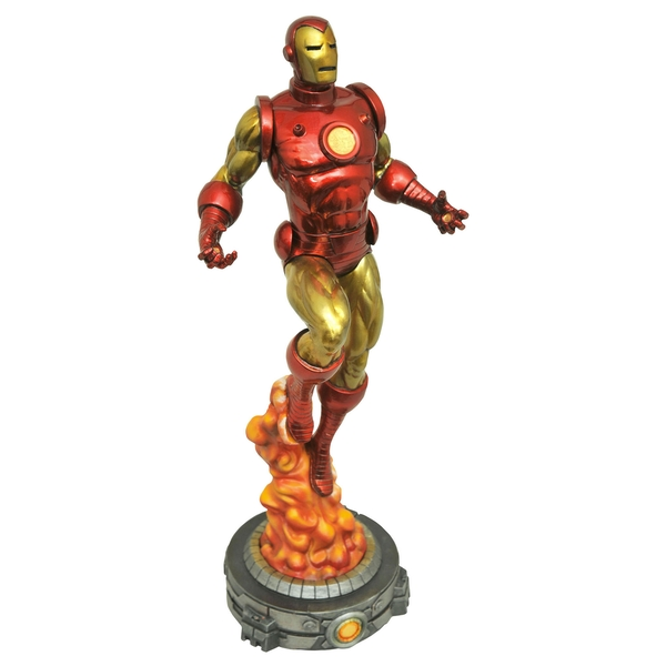 Classic Iron Man Marvel Gallery PVC Figure