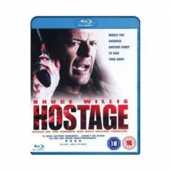 Hostage Blu-Ray - Image 1