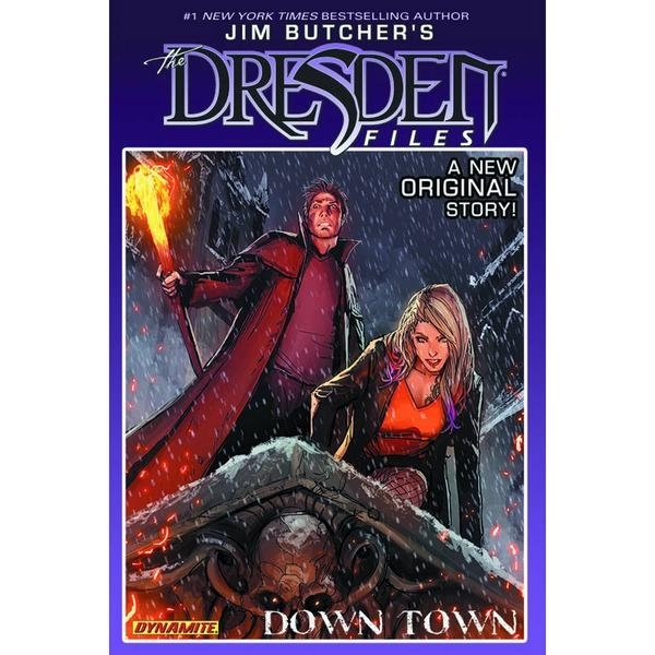 Jim Butcher's Dresden Files Down Town Hardcover