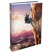 The Legend of Zelda Breath of the Wild The Complete Official Guide Collectors Edition