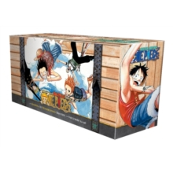 One Piece Box Set 2 : Skypiea and Water Seven, Volumes 24-46 : 2