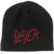 Slayer - Logo Men's Beanie Hat - Black