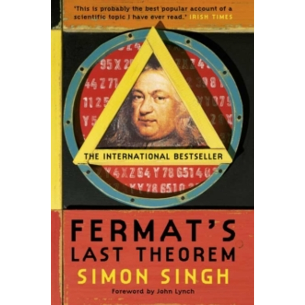 Fermat's Last Theorem by Dr. Simon Singh (Paperback, 2002)