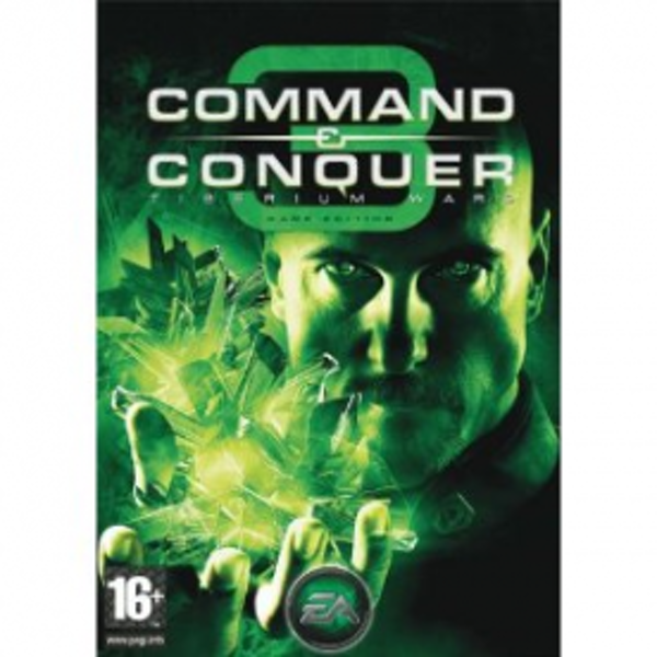 Command & Conquer 3 Tiberium Wars Kane Edition Game PC