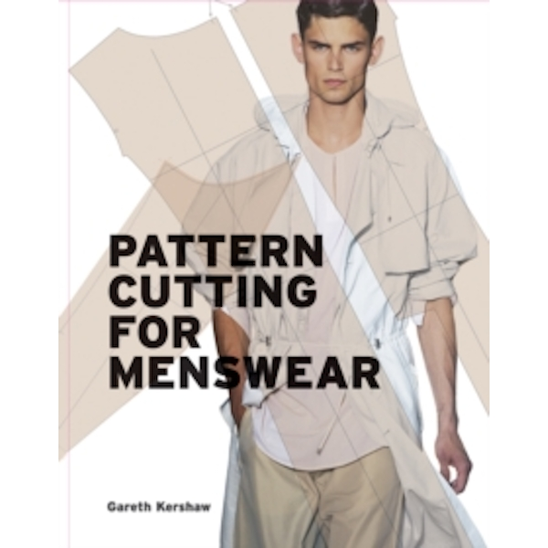 Pattern Cutting for Menswear by Gareth Kershaw (Paperback, 2013)
