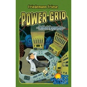 Power Grid: Fabled Expansion Board Game