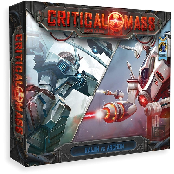 Critical Mass Raijin Vs Archon Board Game