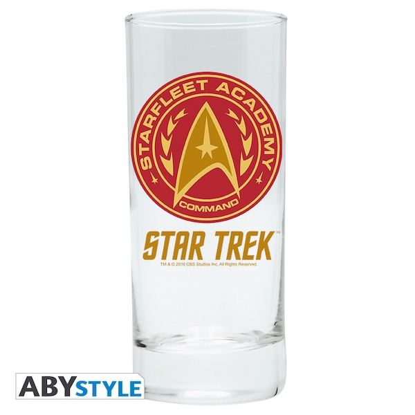 Star Trek - Command Glass