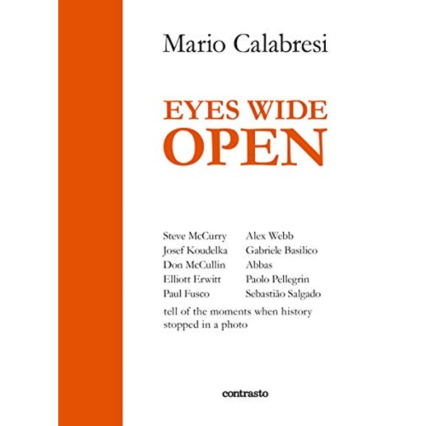 With Open Eyes by Mario Calabresi (Hardback, 2015)