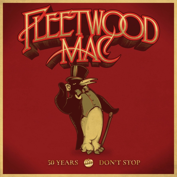 Fleetwood Mac - 50 Years: Dont Stop Vinyl