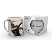 Assassins Creed Odyssey - Kassandra Action Mug