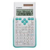 Canon F-715SG Desktop Scientific Blue and White calculator