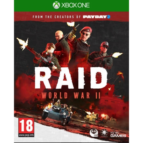 Raid World War II Xbox One Game