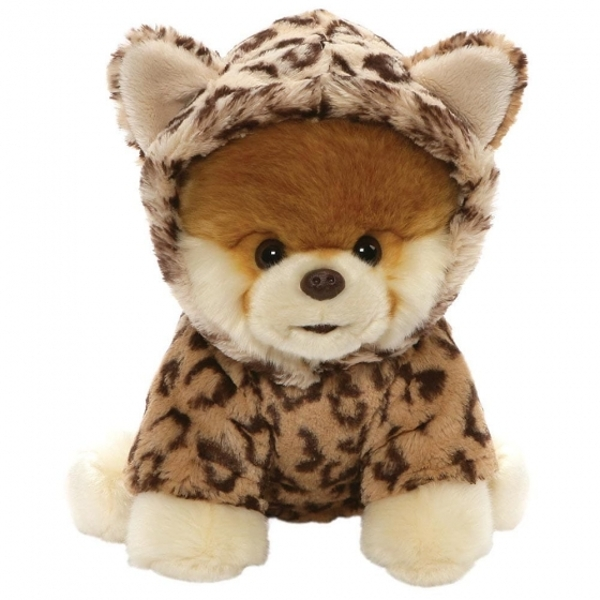 Boo Leopard (GUND) Soft Toy