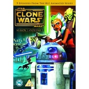 Star Wars Clone Wars Season 1 Vol.2 DVD