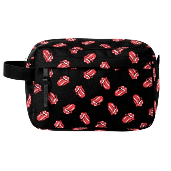 Rolling Stones - Classic Allover Tongue Wash Bag