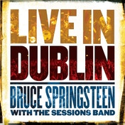Bruce Springsteen With The Sessions Band – Live In Dublin Vinyl