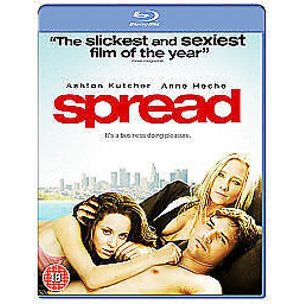 Spread 2010 Blu-ray