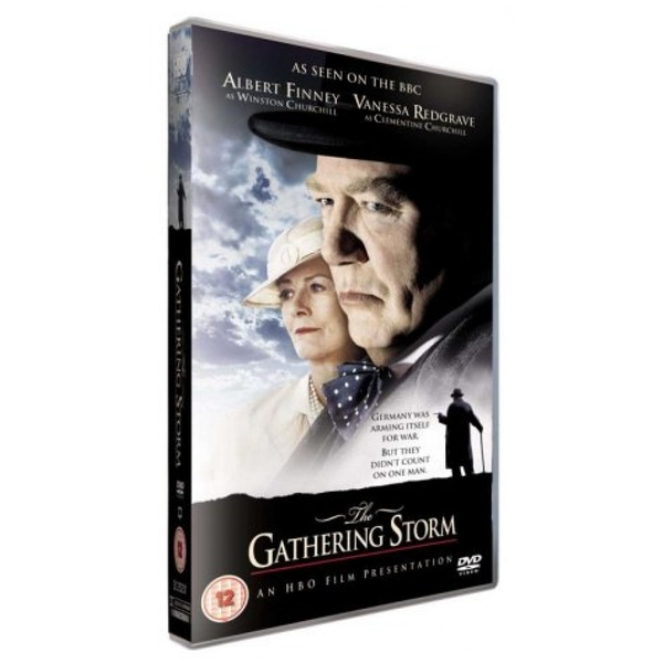 The Gathering Storm DVD