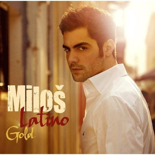 Milos Karadaglic - Latino Gold CD