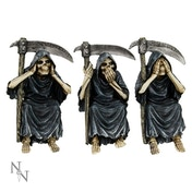 See No, Hear No, Speak No Evil Reapers