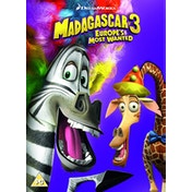 Madagascar 3: Europe's Most Wanted (2018 Artwork Refresh) DVD