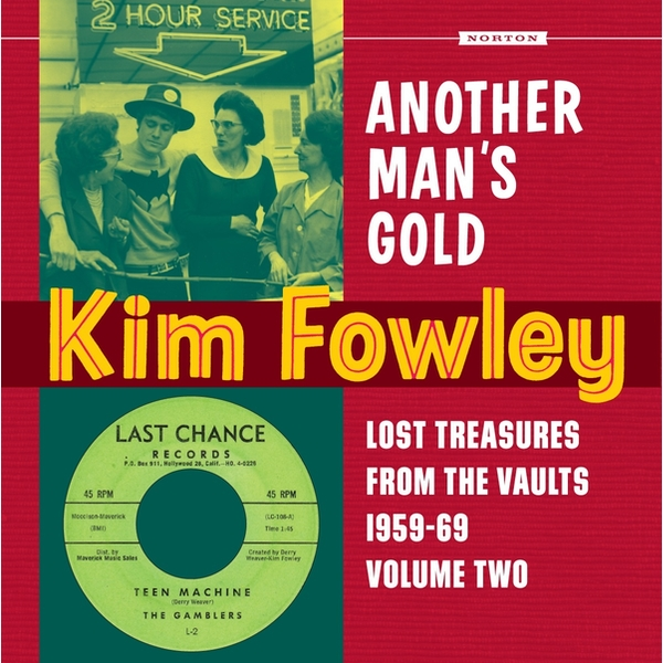 Kim Fowley - Another Man's Gold Vinyl