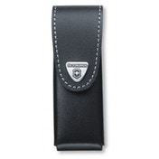 Victorinox Belt Pouch Leather for Lock Blade - Black