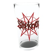 Slipknot Logo Pint Glass