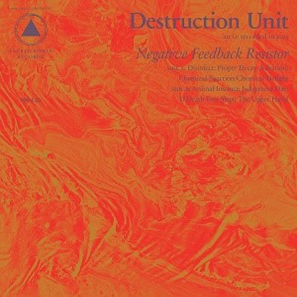 Destruction Unit - Negative Feedback Resistor Vinyl