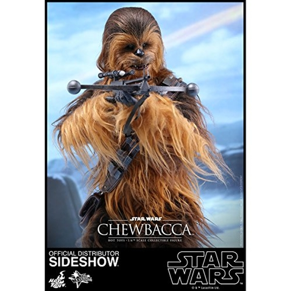 Chewbacca (Star Wars The Force Awakens) 1:6 Scale Hot Toys Figure - Image 4