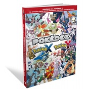 Pokemon X & Y The Official Kalos Region Pokedex &  Adventure Guide