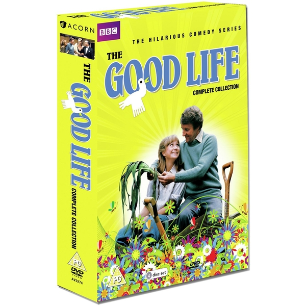 The Good Life - Complete Boxed Set DVD