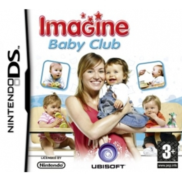 Imagine Baby Club Game DS