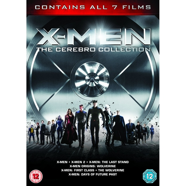 X-Men - The Cerebro Collection DVD