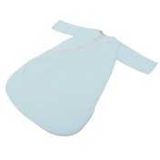 PurFlo Sleepsac Baby 9-18 Months French Blue Sleeping Bag 100% Cotton Jersey 2.5 Tog