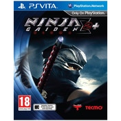 Ninja Gaiden Sigma 2 Plus Game PS Vita