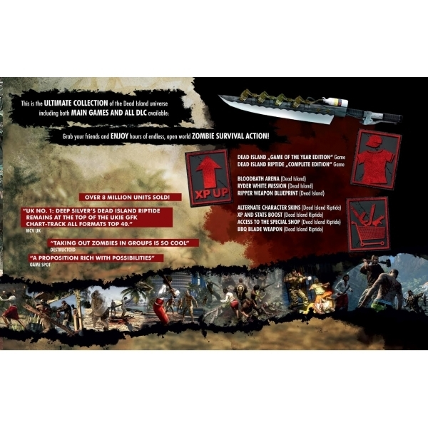 Dead Island Double Pack Xbox 360 Game - Image 2