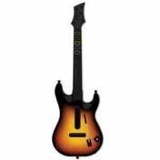 Official Guitar Hero 5 Wireless Guitar Controller (No Game Included) PS2