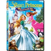 The Swan Princess A Royal Family Tale DVD