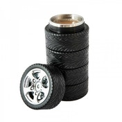 The Crew Tyre Travel Flask