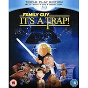 Family Guy Its A Trap! Blu-ray